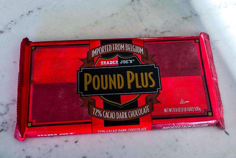 Trader Joe's Pound Plus Chocolate