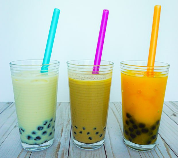 boba tea at home