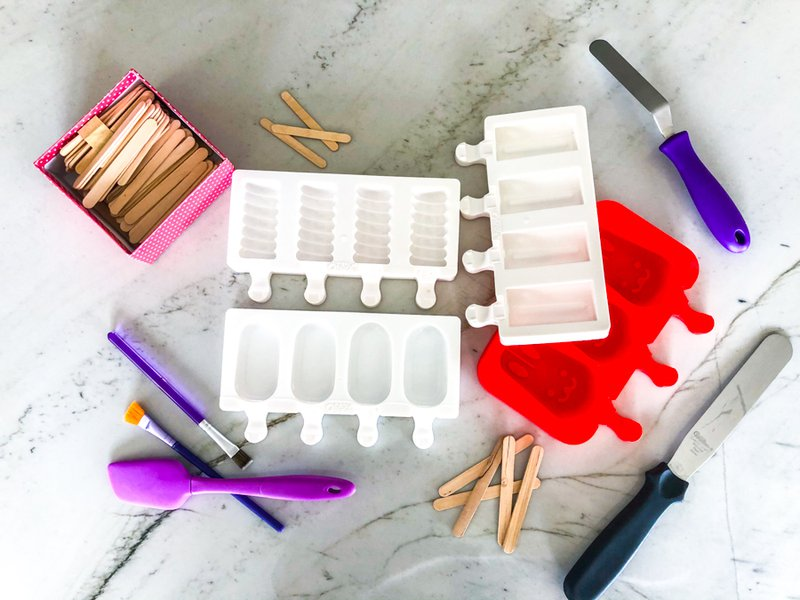 Cakesicle supplies